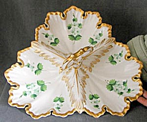 Antique Tiefenfurth 3-Section Dish (Image1)