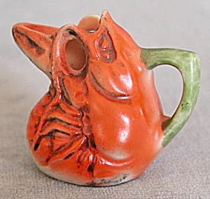 Vintage German Miniature Lobster Pitcher (Image1)
