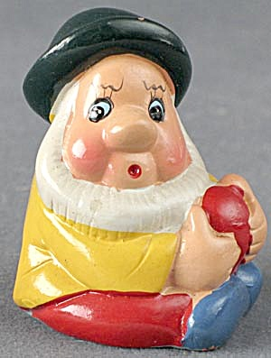Vintage Dwarf Pencil Sharpener
