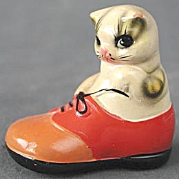 Vintage Cat Pencil Sharpener