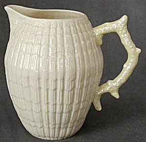 Irish Belleek Limpet Milk Pitcher (Image1)