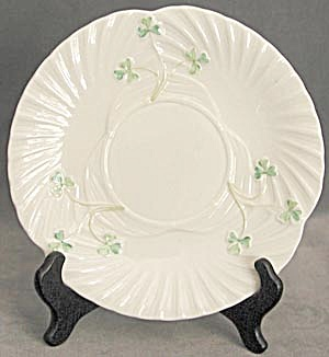 "Vintage Irish Belleek 8"" Plate (Image1)"