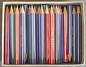 Vintage Box of Pencils (Image1)