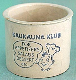 Kaukauna Klub Crock (Image1)