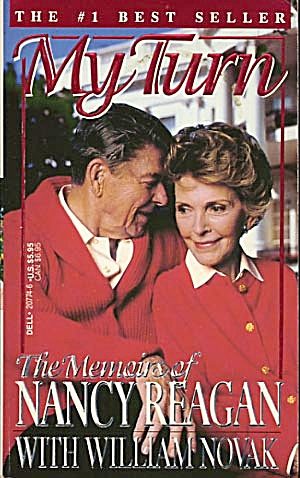My Turn The Memories of Nancy Reagan (Image1)