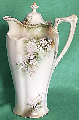 Vintage Chocolate Pot R.S. Prussia (Image1)