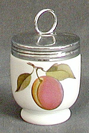 Vintage Royal Worcester Fruit Egg Coddler (Image1)