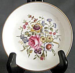 Royal Worcester Floral Dish