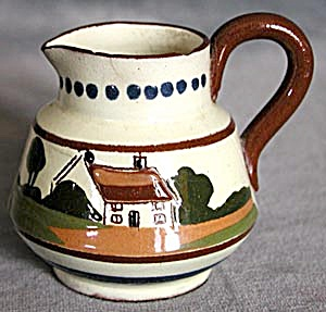 Vintage Torquay Cream Pitcher (Image1)