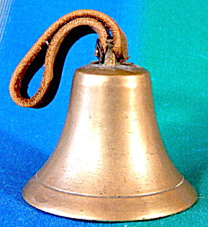 Antique Large Brass Bell