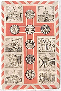 Vintage Missal Cardboard Box (Image1)