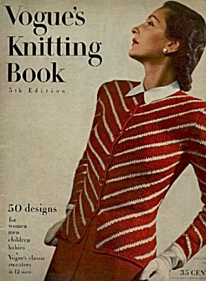 Vogue's Knitting Book