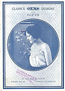 Vintage Clark's O.N.T. Designs for Gifts (Image1)