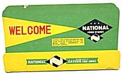 Vintage National Foods Needle & Threader Pack