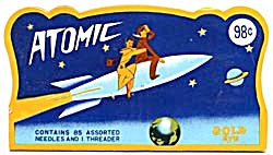 Vintage Atomic Needle & Threader Pack (Image1)