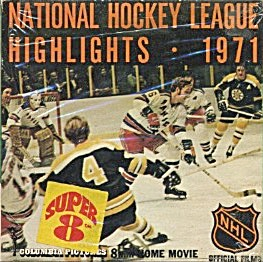 National Hockey League Highlights 1971