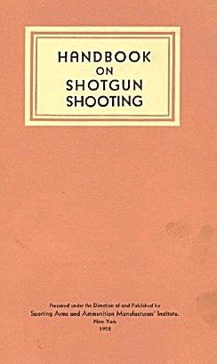 Handbook On Shotgun Shooting  (Image1)