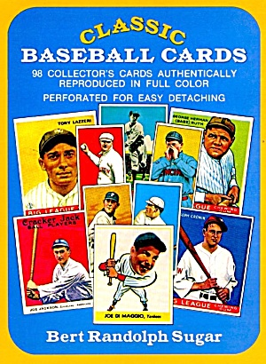 Classic & Mecca 1911 Double-folder Baseball Cards