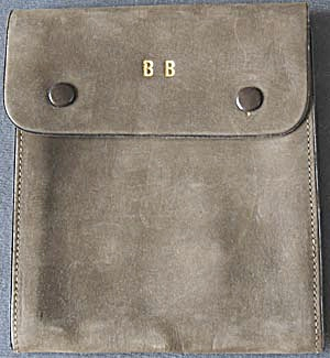 Vintage Spaulding Soft Leather Snap Case (Image1)