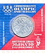 Commemorative Olympic Sport Medallion (Image1)