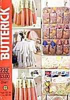 Vintage Butterick 232 Tablecloths and Accessories (Image1)