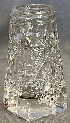 Pressed Glass Salt Shaker (Image1)