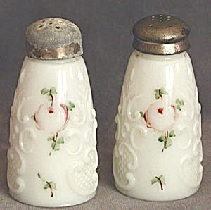 Antique Taper Scroll Salt and Pepper (Image1)