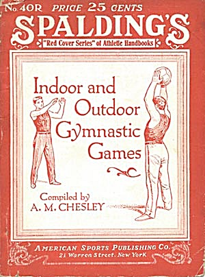 Indoor & Outdoor Gymnastics Games (Image1)