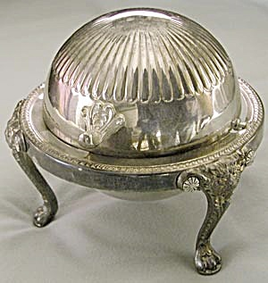 Caviar Or Butter Dish