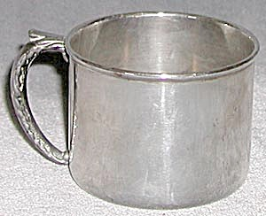 Silver Plated Baby Cup (Image1)