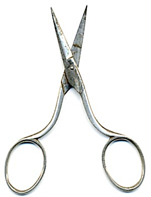 German Embroidery Scissors (Image1)