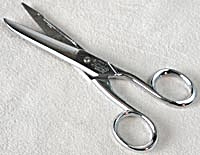 Vintage Sheffield Lady Dunlop Scissors (Image1)