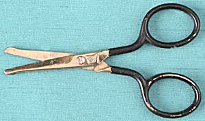 Vintage Metal German Scissors (Image1)