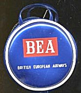 British European Airways Mini Bag