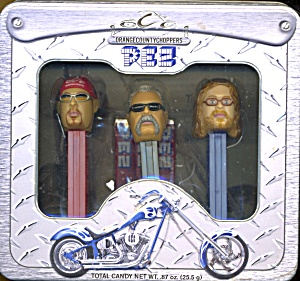 Orange County Choppers Pez