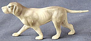Vintage Celluloid Labrador Retriever (Image1)