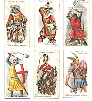 Arms & Armour Player's Cigarette Cards (Image1)