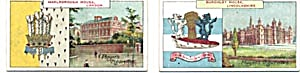 1909 Country Seats & Arms Player's Cigarette Cards (Image1)
