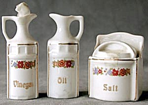 Vintage German Child's Canister Set (Image1)