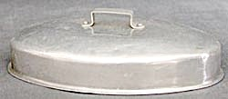 Vintage Child's Aluminum Roaster Lid (Image1)