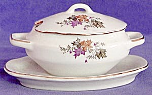 Vintage Child's Small Casserole (Image1)