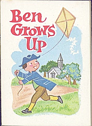 Cracker Jack Toy Prize: Mini Book (Image1)