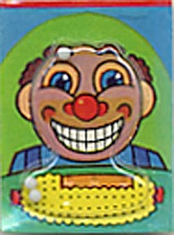 Cracker Jack Toy Prize: Make Grains Corn Dexterity Game (Image1)