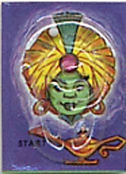 Cracker Jack Toy Prize: Geni's Turban Dexterity Game (Image1)