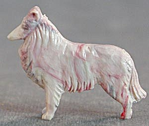 Cracker Jack Toy: Collie (Image1)