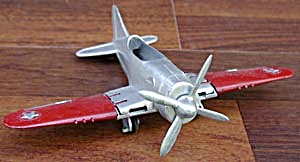 Vintage Hubley Toy Airplane