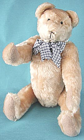 Vintage Large Jointed Teddy Bear
