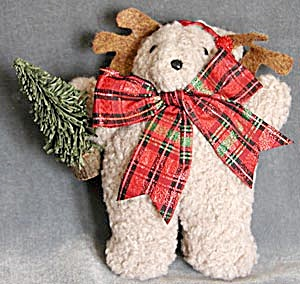 Reindeer Bear, Santa Bear & Russian Bear Set of 3 (Image1)