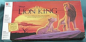 Disney's The Lion King Game