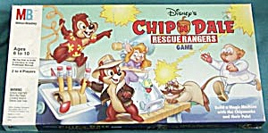 Disney's Chip & Dale Rescue Rangers Game